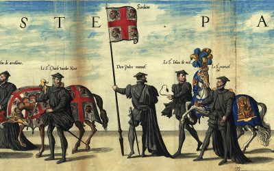 Co oznacza flaga Sardynii?