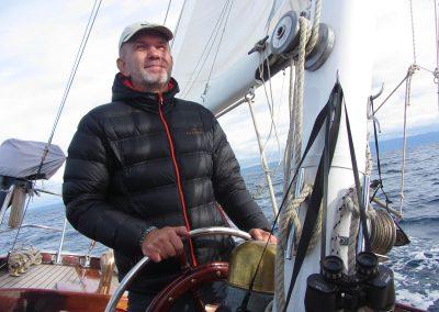 Aprilia - 56ft Laurin Ocean Cruiser   Alghero, listopad 2018